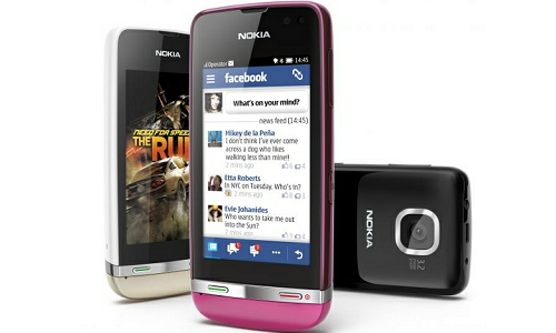 Nokia Asha 311 Specifications Review