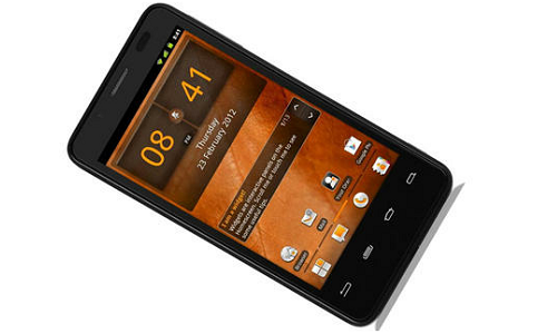 NFC supported San Diego smartphone from Orange