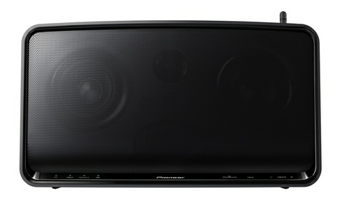 Pioneer unveils AirPlay speaker series