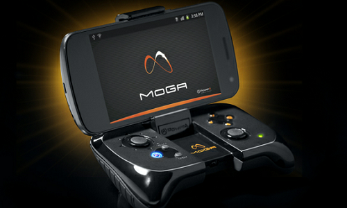 PowerA unveiled MOGA Android Gamepad
