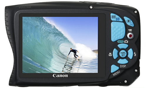 Canon PowerShot D20 camera review