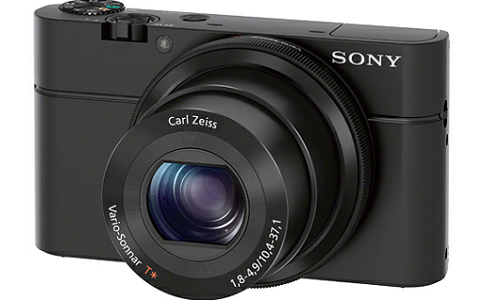 Sony Cybershot DSC RX100, A pocket friendly camera