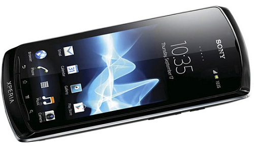 Sony Xperia Neo L 3G Android ICS phone review