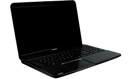 how to fix a broken touchpad on a toshiba laptop