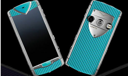 Vertu Constellation Smile: A premium phone from Vertu and Smile