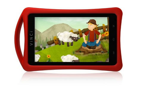 Vinci Tab 2 M cheaper child friendly tablet for Rs 8,500
