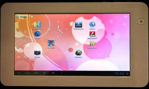 Wammy 7, A low cost tablet from WickedLeak: Rs 5,300