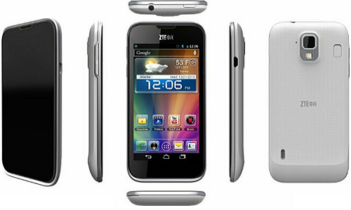 New Grand X LTE first single chip LTE phone from ZTE