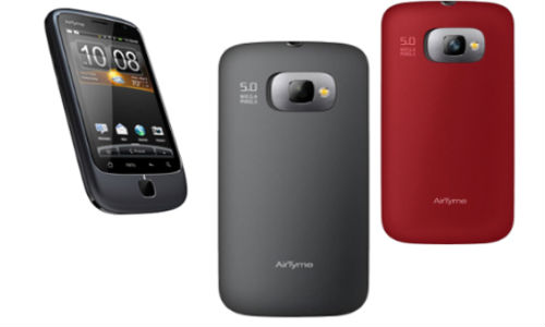 AirTyme unveils an Android phone for Rs 6,999