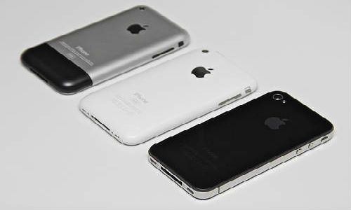 Apple iPhone 5 to have a change in back panel