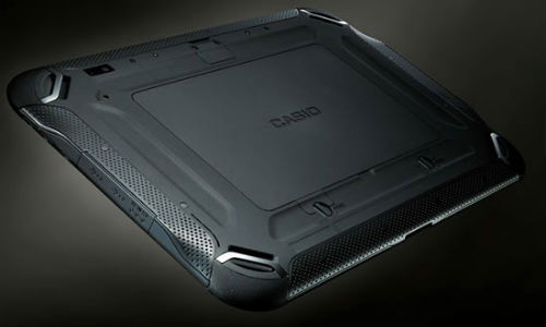 Casio to launch 10 inch rugged Android ICS tablets