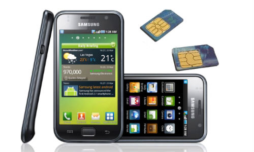 Dual SIM Samsung Galaxy S to be launched soon