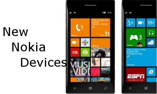 Five new Nokia devices leak