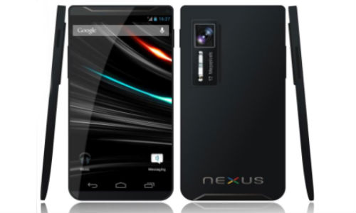 Galaxy Nexus 2 concept design