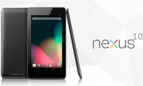 Google Nexus 10: An Android Jellybean tablet