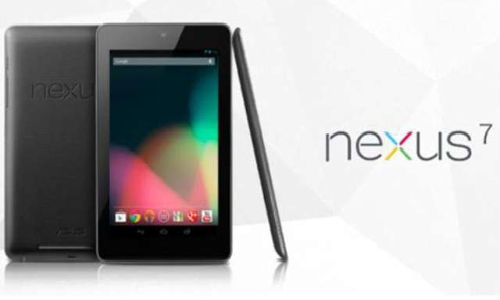 Google Nexus 7 tablet to be launched in India after September