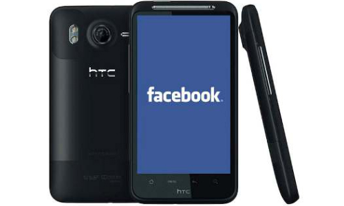 Will HTC-Facebook phone come soon? - Gizbot