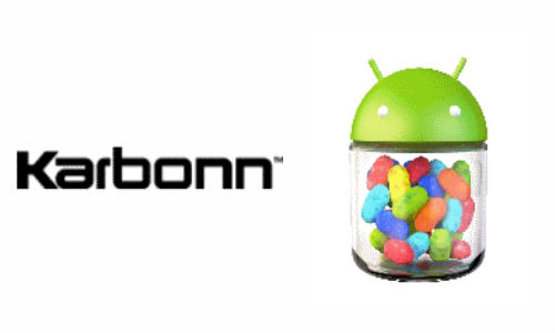 Karbonn to launch an Android Jellybean smartphone next month
