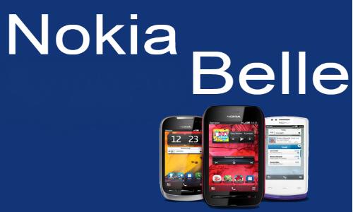 Nokia Belle phones to get software update