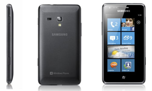 Get Samsung Omnia M, Windows phone from Snapdeal
