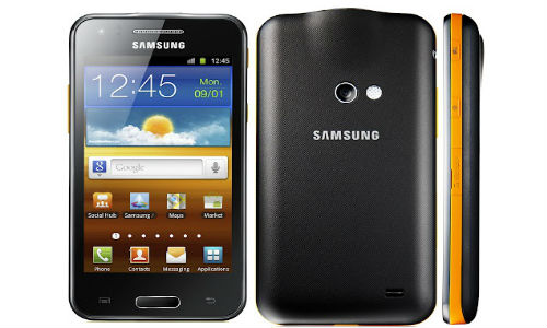 Samsung launches Galaxy Beam in India