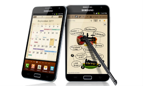 Samsung to launch Galaxy Note 2 on August 30