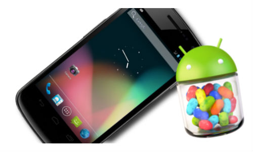 Samsung's Android Jellybean upgrade plans