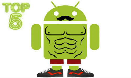 Top 5 free Android fitness apps