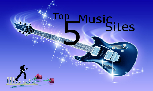 Top 5 Indian Online Music sites