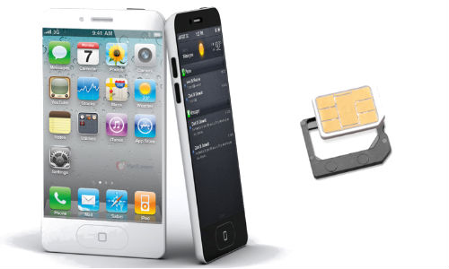 iPhone 5 to support nano-SIM