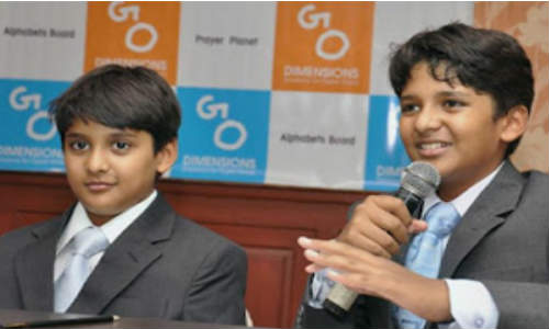 Youngest app developers plan to launch GoSheet tablet