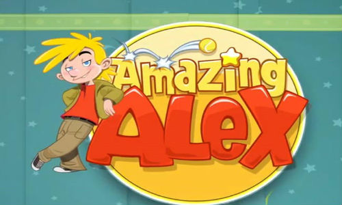 Amazing Alex has over 3,500 levels!