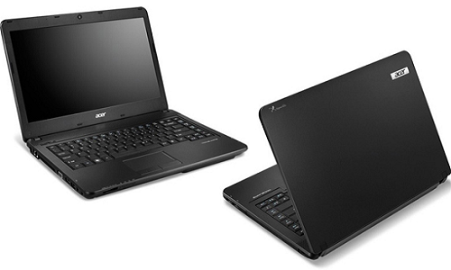 Acer TravelMate P243 fully secured laptop on Ivy Bridge processor