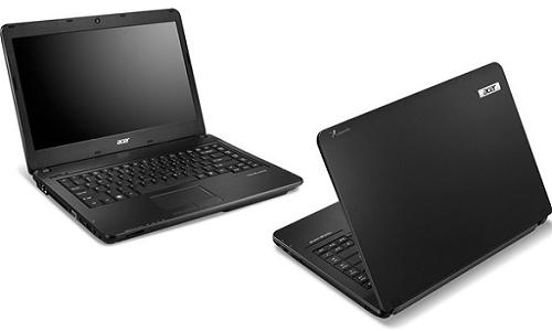 Acer TravelMate P243 fully secured laptop on Ivy Bridge processor