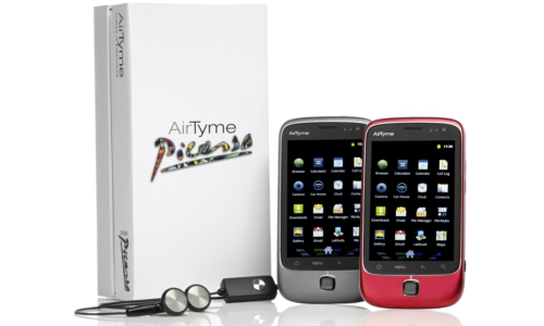 Airtyme Picasso DG50: A Dual SIM GSM Android smartphone