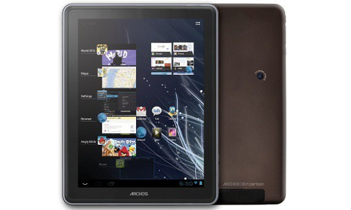 Archos launches 97c carbon slate, Android tablet