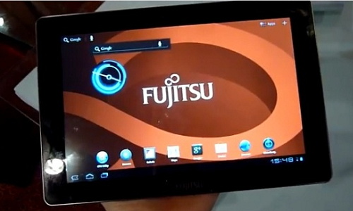 Fujitsu Stylistic M532: An Android ICS tablet