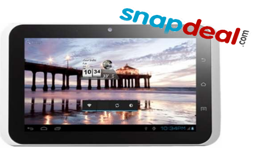HCL confirms ME Y2 tablet available on Snapdeal.com at Rs. 14,999