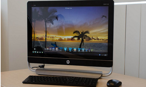 HP Envy 23 and Pavilion 23: New all-in-one PC with Ivy Bridge