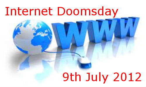 Will there be Internet on 9 July'12?