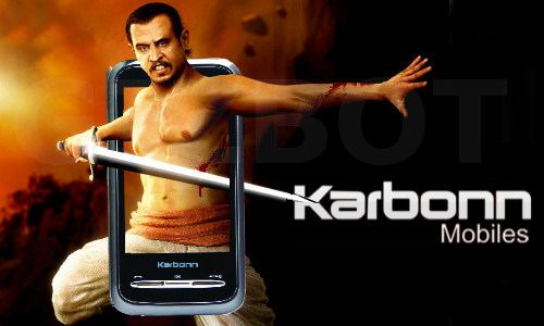 Rajnikanth: Karbonn Kochadaiyaan mobile phones