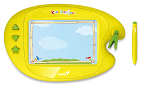 Genius Kids designer II pen tablet kids for Rs 4,000