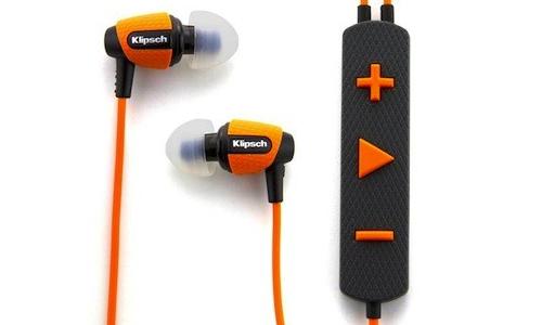 Klipsch S4i rugged in ear headphones