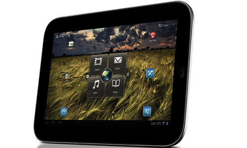 Lenovo IdeaPad K1 updated to Android ICS