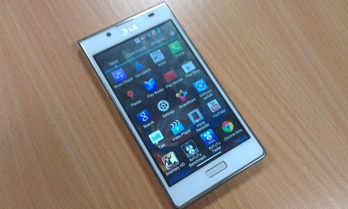 LG Optimus L7 Android ICS phone review