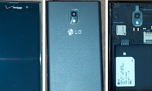 LG Optimus LTE II: An Android ICS smartphone