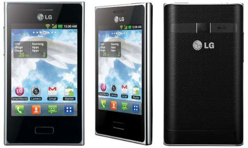 LG Optimus L3: A new Android smartphone
