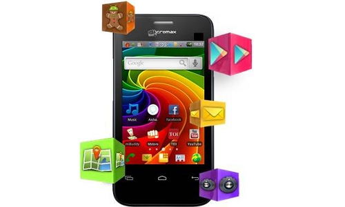 Micromax A90: An Android ICS Dual SIM smartphone