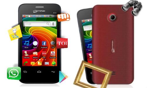 Micromax Ninja 2 A56: A dual SIM Android smartphone