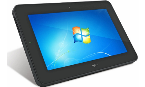 Motion Computing high end Windows based CL910 tablet